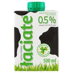 Mleko UHT 0,5 % 500 ml