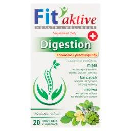 Fit aktive Digestion Suplement diety herbatka ziołow...