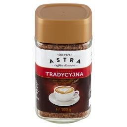 Kawa rozpuszczalna liofilizowana łagodna tradycyjna