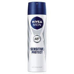 MEN Sensitive Protect 48 h Antyperspirant w aerozolu