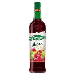 Owocowa Spiżarnia Syrop owocowy o smaku malinowym z kwiatem lipy