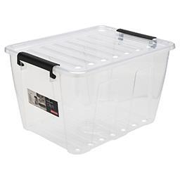 Pojemnik do przechowywania z pokrywą 15 l Home Box