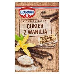 Ze świata natury Cukier z wanilią