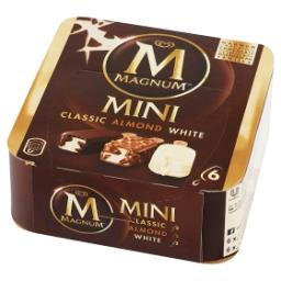 Mini Classic Almond White Lody  (6 sztuk)