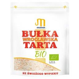 Bułka tarta Bio wrocławska