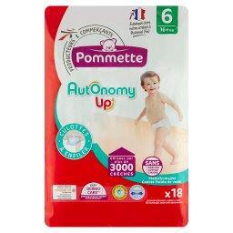Autonomy Up Pieluchomajtki dla dzieci rozmiar 6 16+ ...