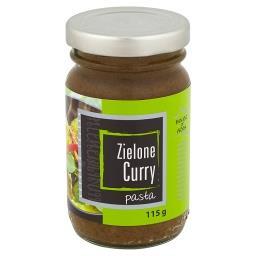 Zielone curry Pasta