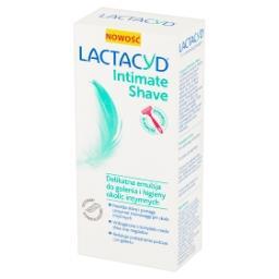Intimate Shave Delikatna emulsja do golenia i higien...