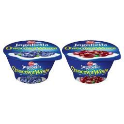 Jogobella Owocowa wyspa Deser jogurtowy