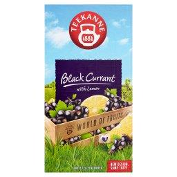 World of Fruits Black Currant with Lemon Aromatyzowa...