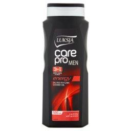 Care Pro Men Energy Żel pod prysznic 3w1