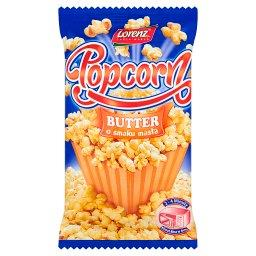 Popcorn o smaku masła