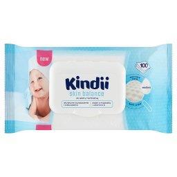 Skin Balance Chusteczki dla niemowląt i dzieci do skóry normalnej 100 sztuk