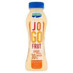 Jogofrut Jogurt brzoskwinia mango marakuja