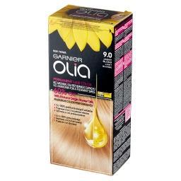 Olia Farba do włosów jasny blond 9.0