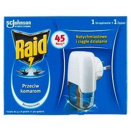 Elektrofumigator z płynem owadobójczym przeciw komar...