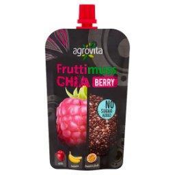 Fruttimuss Chia Puree jabłkowe z nasionami chia bana...