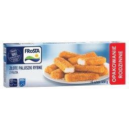 Złote paluszki rybne z fileta 450 g (15 sztuk)