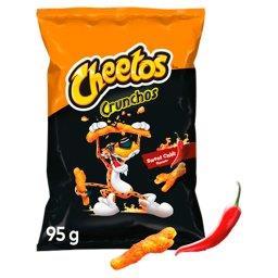 Crunchos Chrupki kukurydziane o smaku słodkie chilli