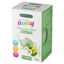 Herbi Baby Suplement diety herbatka ziołowa 36 g (20 x )