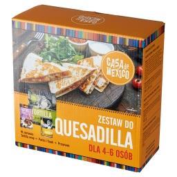 Zestaw do Quesadilla dla 4-6 osób