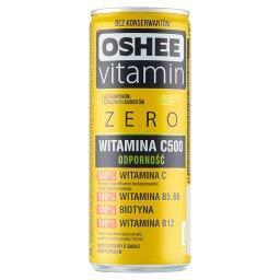Vitamin Zero Odporność Napój gazowany o smaku grejpf...