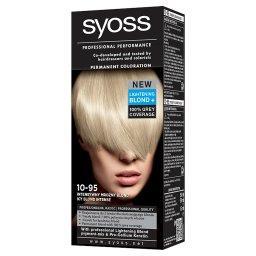 Syoss Color Farba do włosów Intensywny mroźny blond 10-95