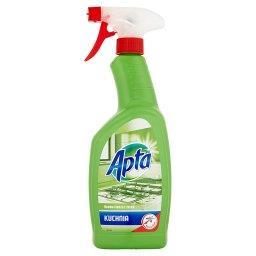 Płyn do mycia kuchni w sprayu