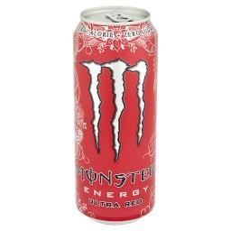Energy Ultra Red Gazowany napój energetyczny
