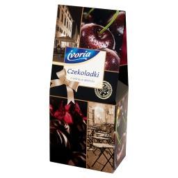 Czekoladki z wiśnią w alkoholu