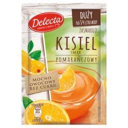 Kisiel smak pomarańczowy