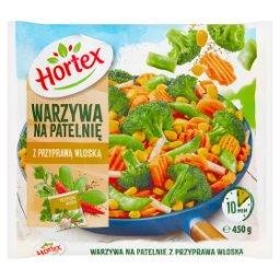 Warzywa na patelnię z przyprawą włoską