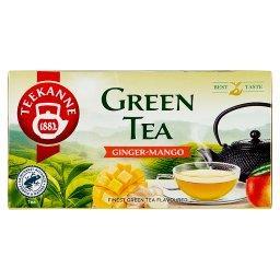 Herbata zielona z imbirem o smaku mango i cytryny 35...
