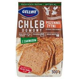 Chleb domowy pszenno żytni mieszanka do domowego wyp...