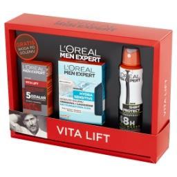Men Expert Vita Lift Zestaw kosmetyków