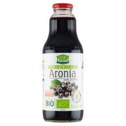 Sok 100% ekologiczna aronia 1000 ml