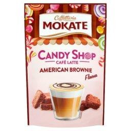 Caffetteria Candy Shop Napój kawowy w proszku o smak...