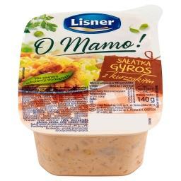 O Mamo! Sałatka gyros z kurczakiem 140 g