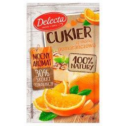Z serca natury Cukier ze skórką pomarańczową