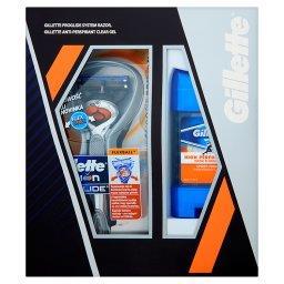 Fusion Proglide Maszynka do golenia Sport Triumph Dezodorant antyperspiracyjny w żelu 70 ml