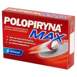 Max Lek przeciwbólowy przeciwgorączkowy przeciwzapal...