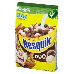 Nesquik Duo Płatki śniadaniowe