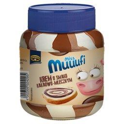 Miss Muuufi Krem o smaku kakaowo-mlecznym