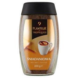 Śniadaniowa Granulowana mieszanka kawy zbożowej i ka...