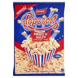 Popcorn o smaku słodko - słonym