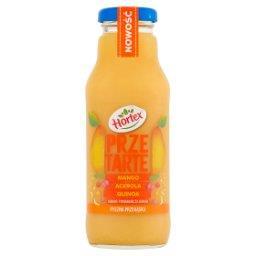 Przetarte Premium smoothie jabłko pomarańcza banan m...
