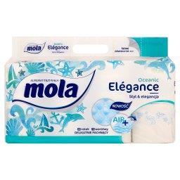 Elégance Oceanic Papier toaletowy 8 rolek