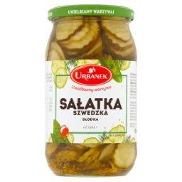 Sałatka szwedzka słodka