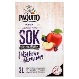 Sok 100% tłoczony jabłkowo-aroniowy