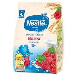 Kaszka mleczno-ryżowa malina dla niemowląt po 4. mie...